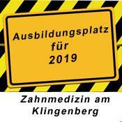 Ausbildungsplatz 2019