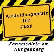 Ausbildungsplatz für 2020