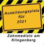 Ausbildungsplatz 2021